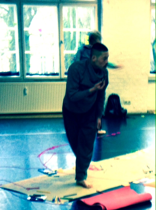 d dance Impression